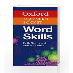 Oxford Learner\'s Pocket Word Skills: Pocket-sized, topic-based English vocabulary by Redman Stuart Book-9780194620147