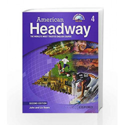 American Headway: Level 4: Student Book with Student Practice MultiROM by GKP Book-9780194729024