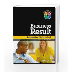 Business Result: Intermediate: Student\'s Book with DVD-ROM and Online Workbook Pack by THOMPSON Book-9780194739399