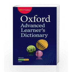 Oxford Advance Learners Dictionary PB with Online Access PK 9E by NA Book-9780194798815