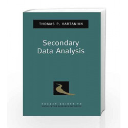 Secondary Data Analysis (Pocket Guides to Social Work Research Methods) by PETER H EMMONS Book-9780195388817