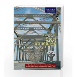 Design of Steel Structures: Oxford Higher Education (Old Edition) by MAITRA Book-9780195676815
