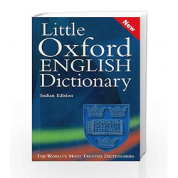 Little Oxford English Dictionary by Dictionary Book-9780195684490