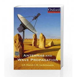 Antennas and Wave Propagation (Oxford Higher Education) by G.K Book-9780195686661