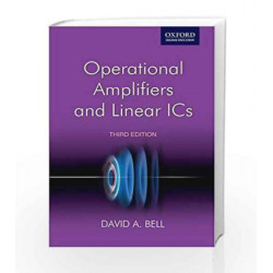 Operational Amplifiers & Linear ICs by David A. Bell Book-9780195696134