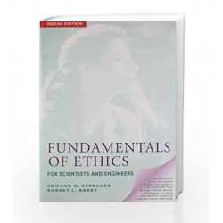 Fundamentals of Ethics for Scientists and Engineers by Seebauer Book-9780195698480