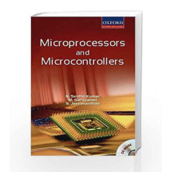 Microprocessors and Microcontrollers by Senthil Kumar Book-9780198066477