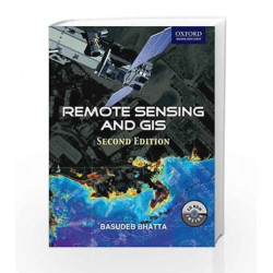 Remote Sensing and GIS by SUPER CROSSWORD SERIES Book-9780198072393