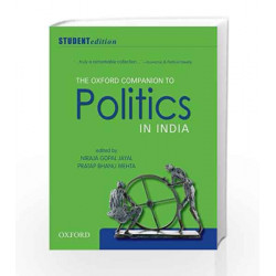The Oxford Companion to Politics in India: Student Edition by Niraja Gopal Jayal Book-9780198075929