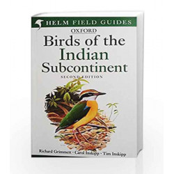 Birds of the Indian Subcontinent by ASHOK KUMAR Book-9780198077220