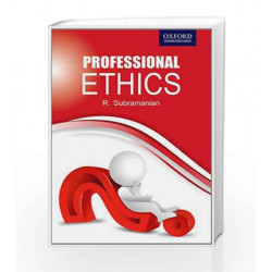 Professional Ethics by KUMAR Book-9780198086345