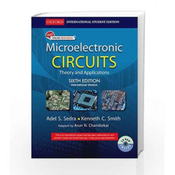Microelectronic Circuits: Theory and Applications (International Version) by Sedra Book-9780198089131