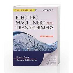 Electric Machinery and Transformers by Guru Book-9780198089827