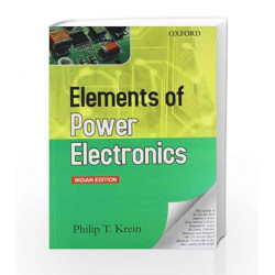 Elements of Power Electronics by Krein Book-9780198090496