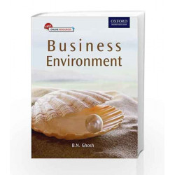Business Environment by Bn Ghosh Book-9780198098621