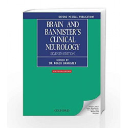 Brain and Bannister\'s Clinical Neurology by Roger Bannister Book-9780198707677