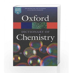A Dictionary of Chemistry (Oxford Quick Reference) by 0 Book-9780198722823