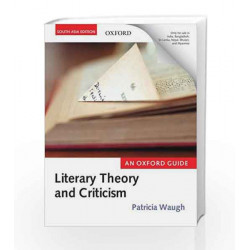 Literary Theo & Criticism by Patricia Waugh Book-9780198723851