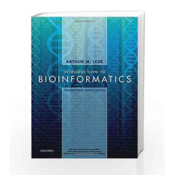 Introduction to Bioinformatics by Lesk Book-9780198724674