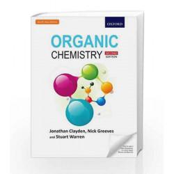 Organic Chemistry by Jonathan Clayden Book-9780198728719