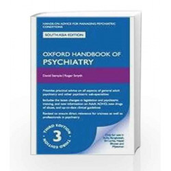 Oxford Handbook Of Psychiatry by Roger Smyth Book-9780198729891