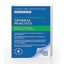 Oxford Handbook of General Practice by Simon Book-9780198732136