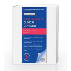 Oxford Handbook of Clinical Dentistry by Mitchell Book-9780198737186