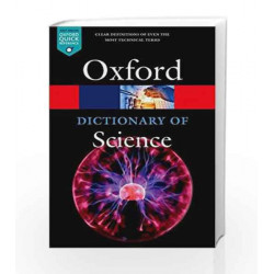 A Dictionary of Science (Oxford Quick Reference) by Jonathan Law Book-9780198738374