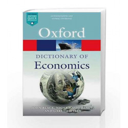A Dictionary  of Economics (Oxford Quick Reference) by Nigar Hashimzade Book-9780198759430