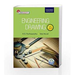 Engineering Drawing by N.S. Parthasarathy Book-9780199455393