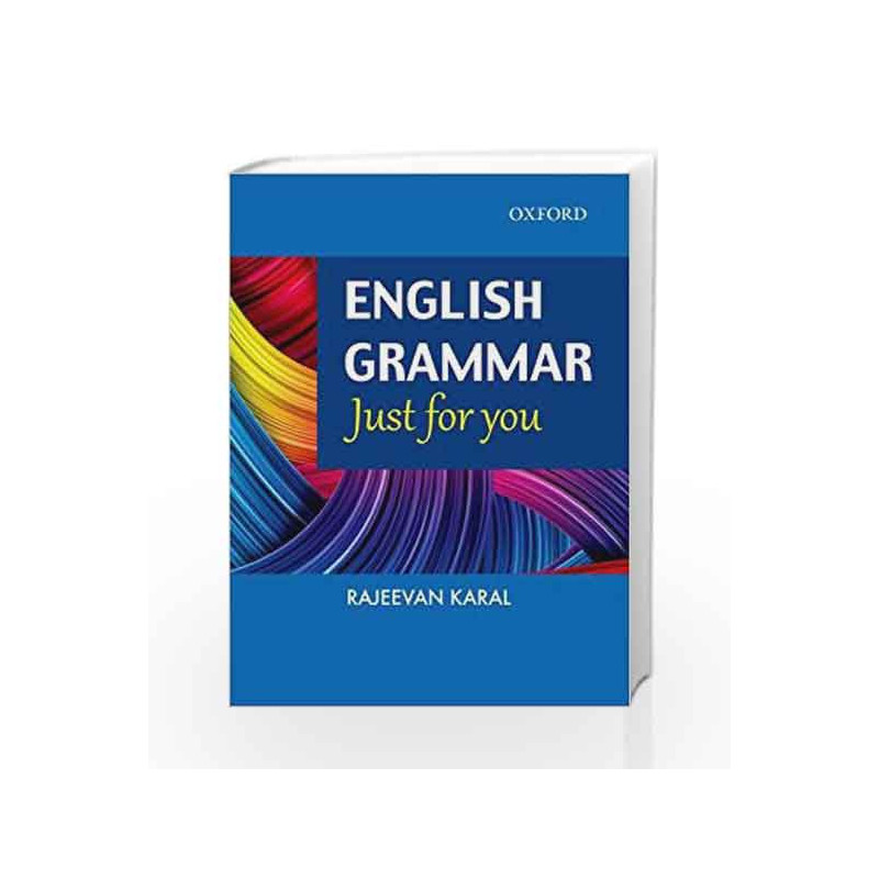 English Grammar Just For You by RAJEEVAN KARAL-Buy Online English Grammar  Just For You Book at Best Price in India:Madrasshoppe com