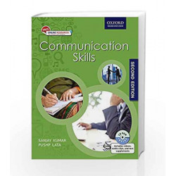 Communication Skills by Sanjay Kumar Book-9780199457069