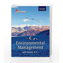 Environmental Management by Ajith Sankar Book-9780199458912