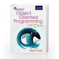Object Oriented Programming with C++ by TUCKER Book-9780199459636