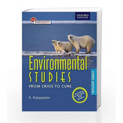 Environmental Studies: From Crisis to Cure by GK Book-9780199459759
