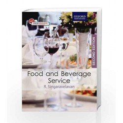 Food and Beverage Services by Singaravelavan Book-9780199464685