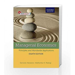 Managerial Economics: Principles and Worldwide Applications by GK Book-9780199467068