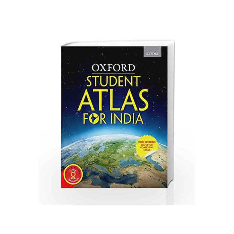 Oxford Student Atlas for Competitive Exams by Oxford-Buy Online Oxford  Student Atlas for Competitive Exams Book at Best Price in