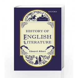 History of English Literature by STAMMER Book-9780199479313
