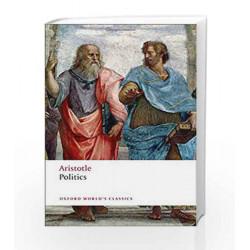 Politics (Oxford World\'s Classics) by Aristotle Book-9780199538737