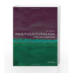 Multiculturalism: A Very Short Introduction (Very Short Introductions) by GK Book-9780199546039