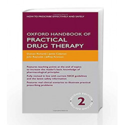 Oxford Handbook of Practical Drug Therapy (Oxford Medical Handbooks) by Duncan Richards Book-9780199562855