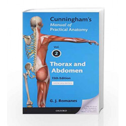 Cunningham\'s Manual of Practical Anatomy - Vol. 2 by G. J. Romanes Book-9780199565337