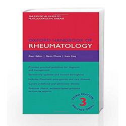 Oxford Handbook of Rheumatology (Oxford Medical Handbooks) by G,K, Book-9780199587186