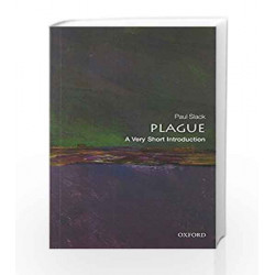 Plague: A Very Short Introduction (Very Short Introductions) by GK Book-9780199589548