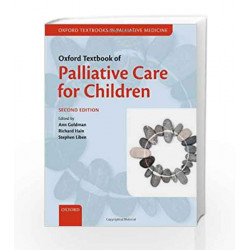 Oxford Textbook of Palliative Care for Children (Oxford Textbooks In Palliative Medicine) by Ann Goldman Book-9780199595105