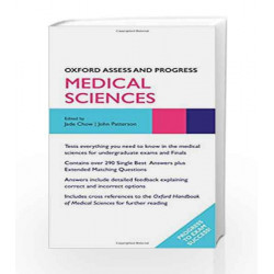 Medical Sciences (Oxford Assess and Progress) by Jade Chow Book-9780199605071