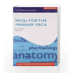 MCQs for the Primary FRCA by B S K Turle, Sarah Kamath Book-9780199641710