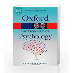 A Dictionary of Psychology (Oxford Quick Reference) by WORLD FAMOUS TALES Book-9780199657681