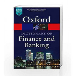 A Dictionary of Finance and Banking (Oxford Quick Reference) by Market House Books Book-9780199664931